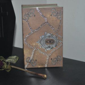 Other - SALE! WITCH SPELL BOOK Box